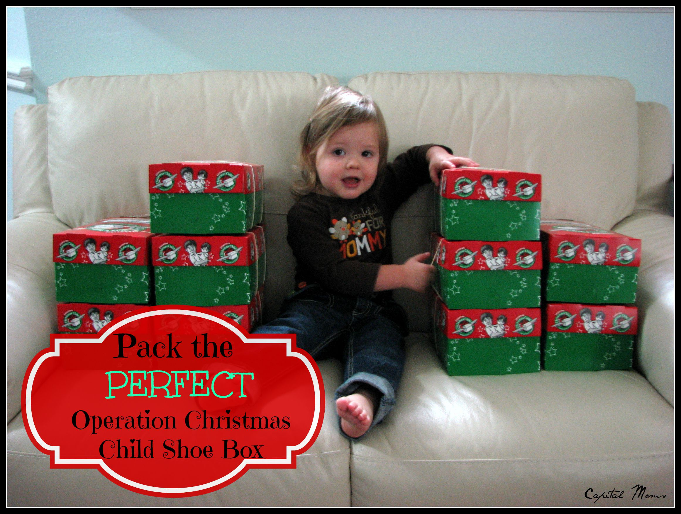 3 Ways to Pack an Operation Christmas Child Shoe Box