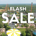 Flash Sale: 50% Off Kings Dominion Tickets!!
