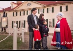 Celebrate the Holidays at Mount Vernon